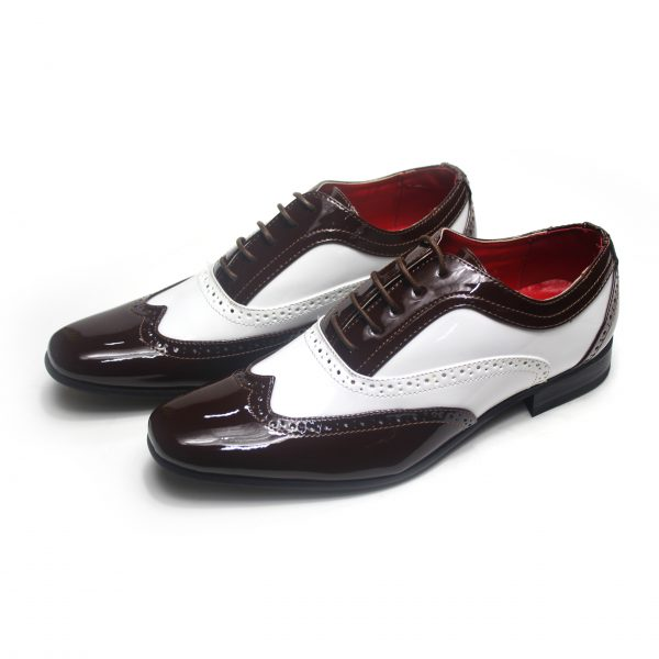 Patent-Brogue-Shoes-Men's Shoes-gucianiexpress.com