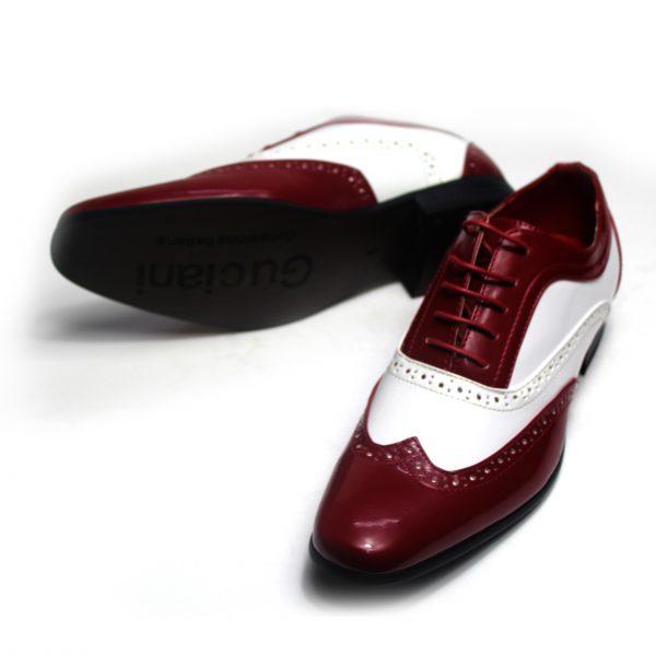 Patent-Brogue-Shoes-Men's Shoes-gucianiexpress.com