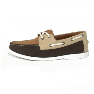 SHOES BROWN BEIGE CAMEL GUCIANI-SE-05