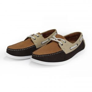 SHOES BROWN BEIGE CAMEL GUCIANI-SE-02