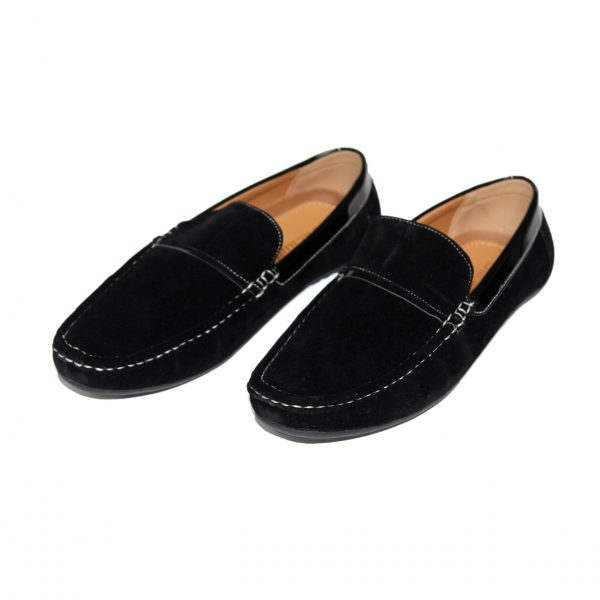 Men/'s Driving Loafers Suede Leather Moccasins Flats Slip on Comfort Dress Shoes