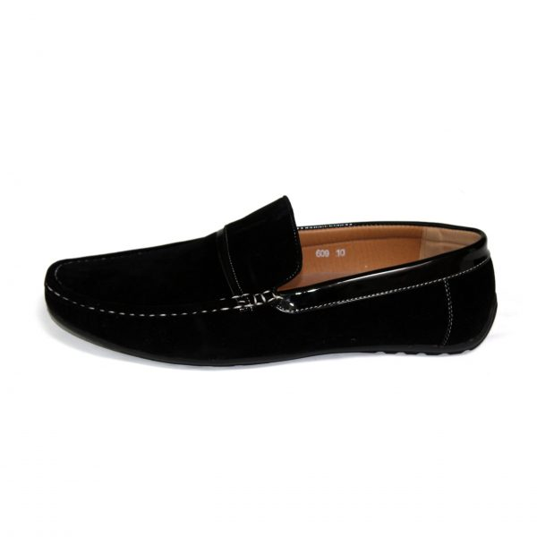 Shoes Slip-on Flats Moccasin Guciani-SE-53