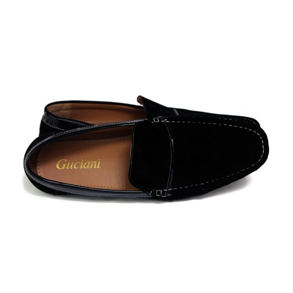 Shoes Slip-on Flats Moccasin Guciani-SE-54