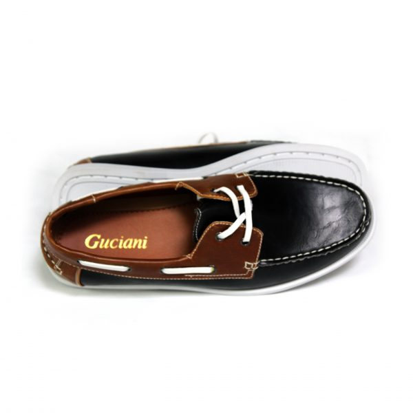 GucianiMen's Authentic Original 2-Eye Boat Shoe-1